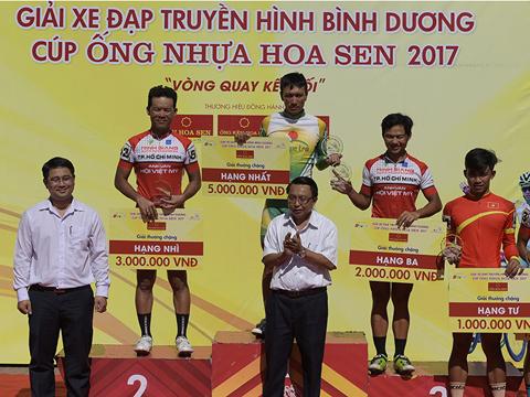 Tuyển thủ quốc gia Nguyễn Thành Tâm lại khiến người ta nhớ đến mình. Ảnh: Lê Huy