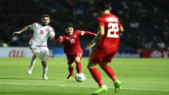 Xem màn trình diễn đầu tiên của Quang Hải sau chấn thương ở SEA Games 30