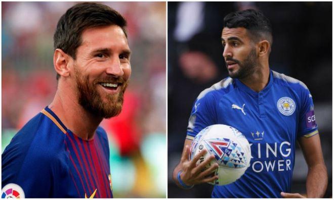 Messi muốn Barca chiêu mộ ngôi sao của Leicester City về trong tháng Một