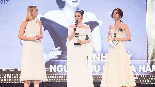 Tạp chí Elle vinh danh Lý Nhã Kỳ là 'Người phụ nữ của năm'