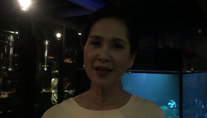 'Sống chung với mẹ chồng' tập 34: 'Mẹ chồng tai quái' Lan Hương nói gì về cái kết?