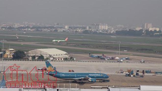 Đề nghị nghiên cứu mở thêm các cổng tiếp cận, hồ chống ngập sân bay Tân Sơn Nhất