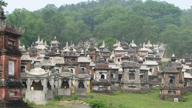 Chính phủ giao Bắc Giang lập quy hoạch bảo tồn di tích chùa Bổ Đà