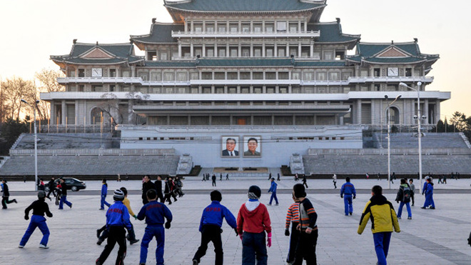Cấm dân Mỹ tới Triều Tiên: Washington chuẩn bị giao chiến với Bình Nhưỡng?