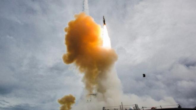 Ngay sau Triều Tiên, Mỹ phóng thành công tên lửa đạn đạo liên lục địa