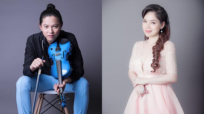 Vợ chồng nghệ sĩ Anh Tú - Việt Dung tặng khán giả nhạc phim Hàn bất hủ