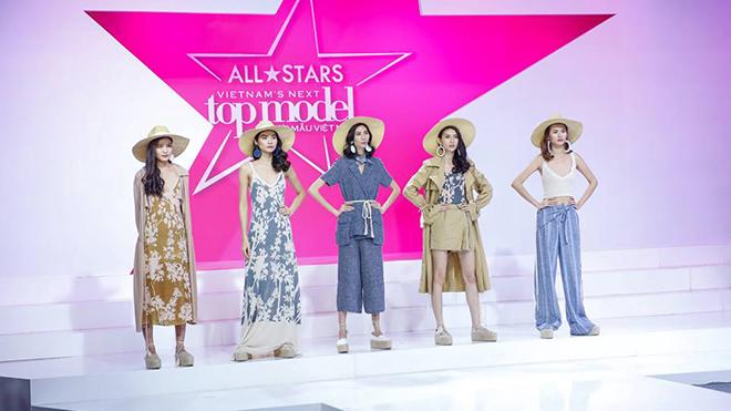 Vietnam's Next Top Model tập 11: Thùy Dương, Cao Thiên Trang 'chật vật' quay TVC