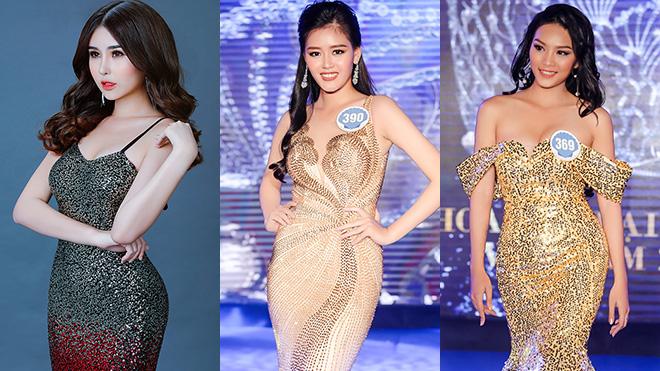 Bất ngờ trước học vấn 'khủng' của dàn người đẹp Hoa hậu Đại dương 2017