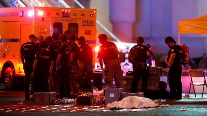 Vụ xả súng tại Las Vegas: Nước Mỹ sẽ thảo luận Luật kiểm soát súng đạn?