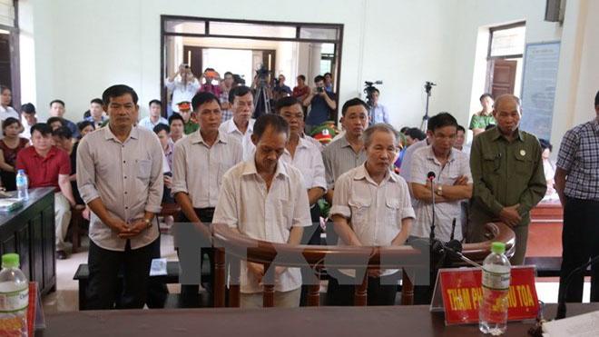 Ngày 14/11, xét xử phúc thẩm vụ vi phạm quản lý đất đai ở Đồng Tâm, Mỹ Đức, Hà Nội