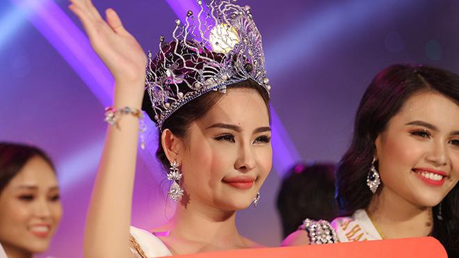 Bác sĩ kết luận Tân Hoa hậu Đại dương Việt Nam 2017 không phẫu thuật thẩm mỹ