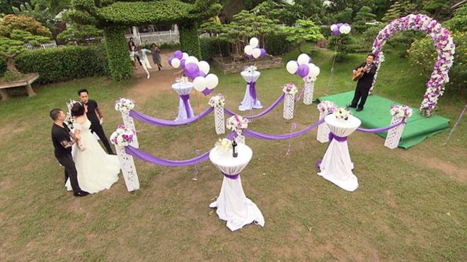 'Ghét thì yêu thôi' tập cuối: Kim thực hiện giấc mơ mặc váy cưới của mẹ Diễm