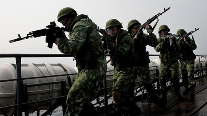 Nối gót Mỹ - Hàn, Nga tập trận rầm rộ gần biên giới Triều Tiên