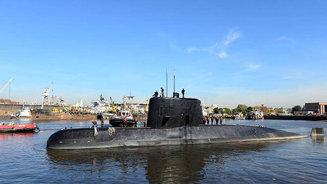 Các thủy thủ tàu ngầm Argentina mất tích được xác định đã thiệt mạng