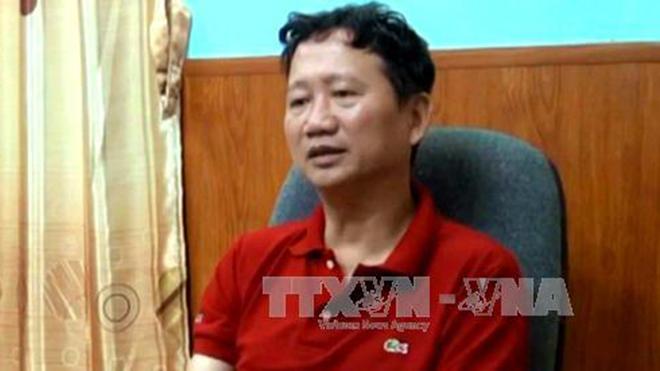 Trịnh Xuân Thanh có 9 luật sư tham gia bào chữa