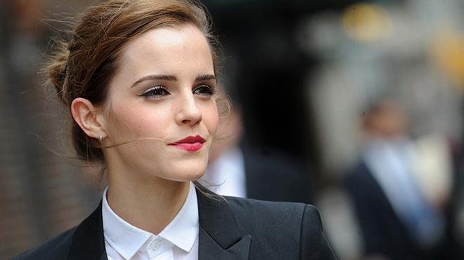 Emma Watson gây quỹ chống nạn quấy rối tình dục tại Anh