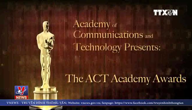 VIDEO quy trình chế tạo tượng vàng Oscar với vàng tinh khiết