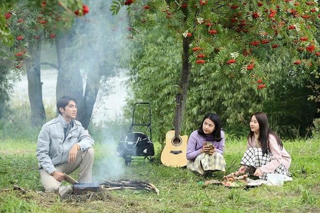 Xem 'Tình khúc Bạch Dương' tập 12: Éo le khi Quyên đang yêu Hùng lại 'cảm nắng' Quang