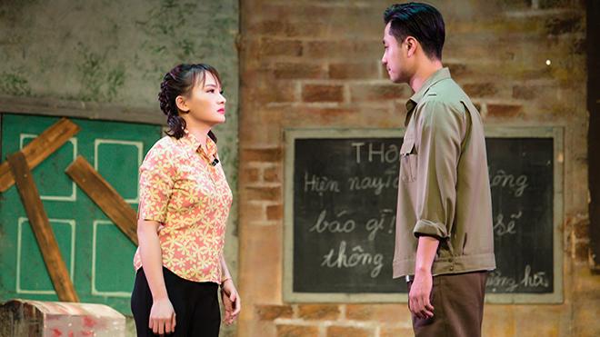 'Nàng dâu quốc dân' Bảo Thanh diễn kịch 'Ai là thủ phạm' ở Sài Gòn
