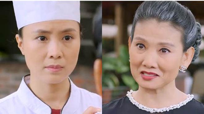 'Cả một đời ân oán' tập 40: Vừa chạm mặt, bà Lan mắng Dung dối trá, bám lấy Vũ gia