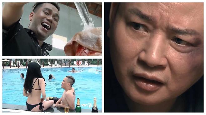 'Người phán xử tiền truyện' tập 1 bị chê nóng, bạo lực: Việt Anh, Tùng Dương nói gì?
