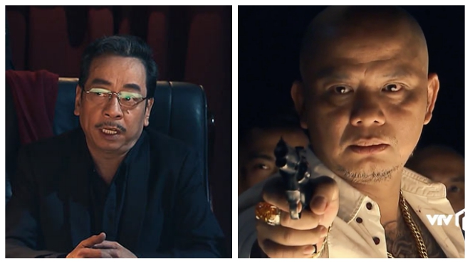 'Người phán xử tiền truyện' tập 2: Long 'bá đạo' rút súng 'xử' ông trùm?