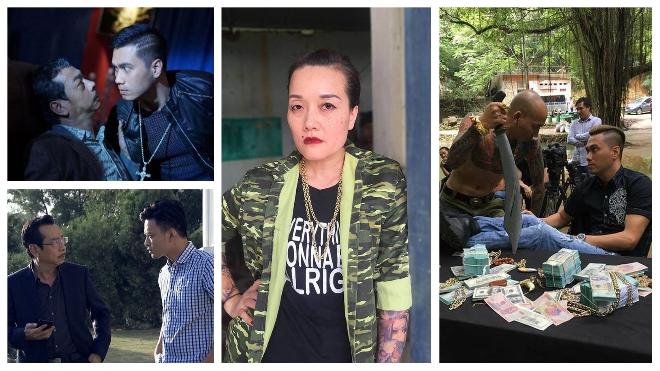 'Người phán xử' ngoại truyện lên sóng ngày 21/5: Vân Dung đối đầu Phan Hải