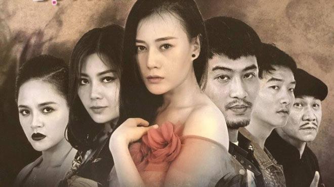 'Quỳnh búp bê': Phương Oanh, Thanh Hương trầy trật vì cảnh nóng, bạo lực