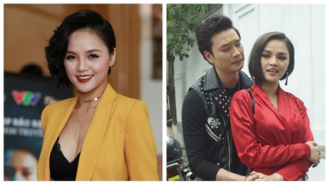 Diễn viên Thu Quỳnh: 'Phim chưa phát tôi đã bị gọi là Quỳnh cave rồi'