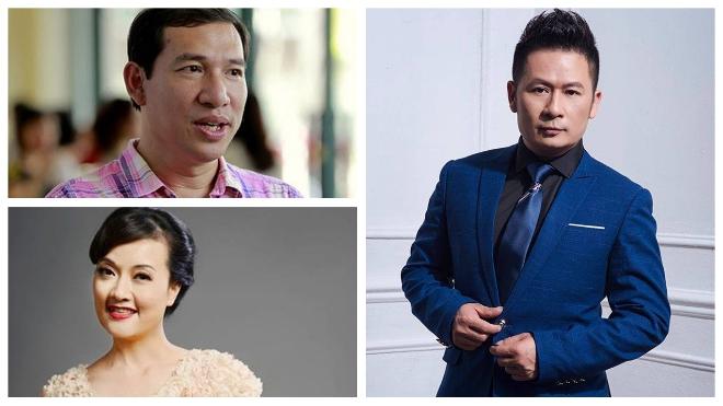Bằng Kiều diễn hài với Quang Thắng, Vân Dung trong showkể câu chuyện đời mình