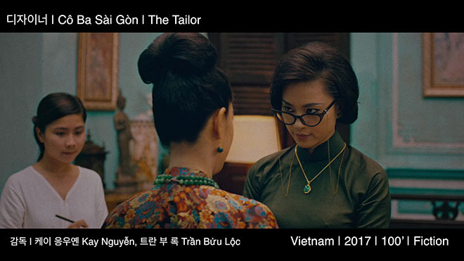'Cô Ba Sài Gòn' mở màn Những ngày phim Việt Nam tại Hàn Quốc