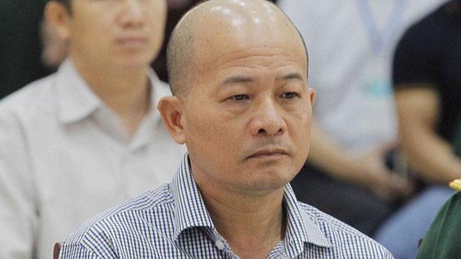 Xét xử sơ thẩm bị cáo Đinh Ngọc Hệ và đồng phạm: Tuyên phạt bị cáo Đinh Ngọc Hệ 12 năm tù giam