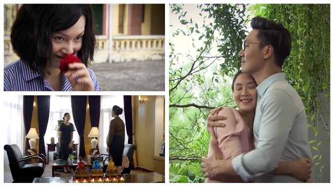 VIDEO 'Cả một đời ân oán' ngoại truyện: Đăng - Dung hạnh phúc, Diệu vào viện tâm thần