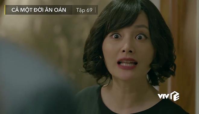 'Cả một đời ân oán': Khán giả khen Lan Phương diễn cảnh điên loạn 'xuất thần'