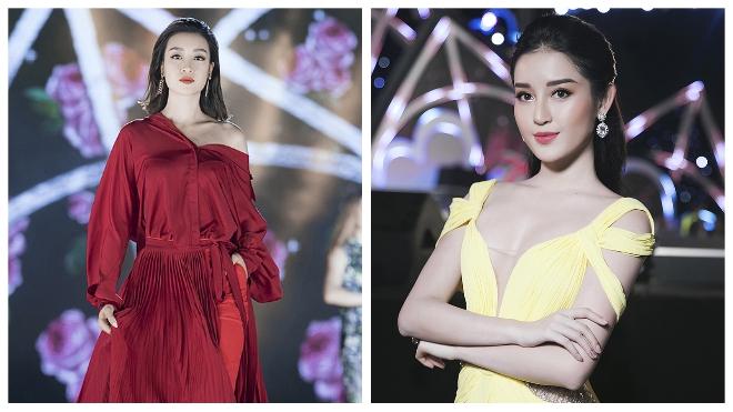 Hoa hậu Việt Nam 2018: Đỗ Mỹ Linh trễ nải cá tính, Huyền My đẹp tựa nữ thần