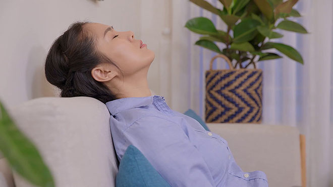 Xem 'Gạo nếp gạo tẻ' tập 44: Hương thêm khổ cực trăm bề vì phải sống chung với mẹ chồng
