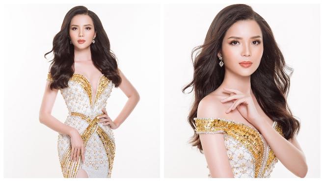 CHÍNH THỨC: Hoa khôi Huỳnh Thúy Vi dự thi Hoa hậu châu Á Thái Bình Dương 2018