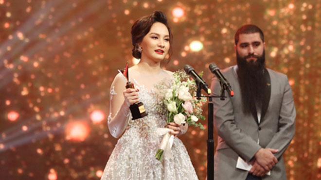 TRỰC TIẾP Lễ trao giải VTV Awards 2018: Hồng Đăng và Lan Phương đoạt giải nam, nữ diễn viên ấn tượng