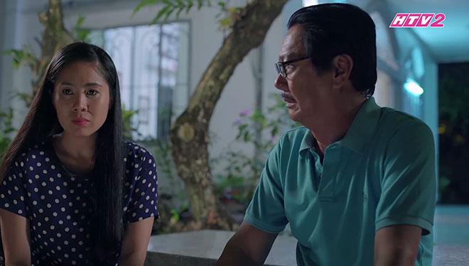 Xem 'Gạo nếp gạo tẻ' tập 56: Hân và Minh tính cách 'trả thù' giúp Hương 'hậu' ly hôn