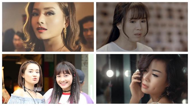 VTV Awards 2018: Lan 'cave' của 'Quỳnh búp bê' đối đấu 'nữ hoàng nước mắt' Nhã Phương