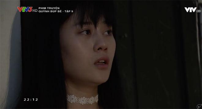 'Quỳnh búp bê' tập 9: Ông trùm 'khai thác' Quỳnh triệt để, Cảnh đau đớn thở dài