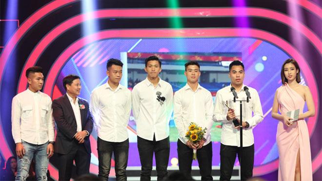 VTV Awards 2018: U23 Việt Nam được vinh danh là Nhân vật của năm