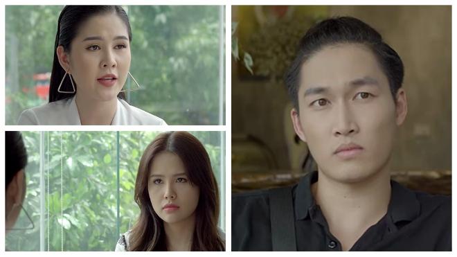 Xem 'Yêu thì ghét thôi' tập 3: Tình địch tha thiết mời Du và Kim về làm việc