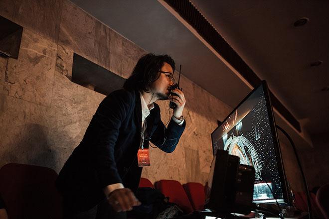 Hoàng Nhật Nam, bế mạc liên hoan phim quốc tế hà nội, liên hoan phim quốc tế hà nội 2018