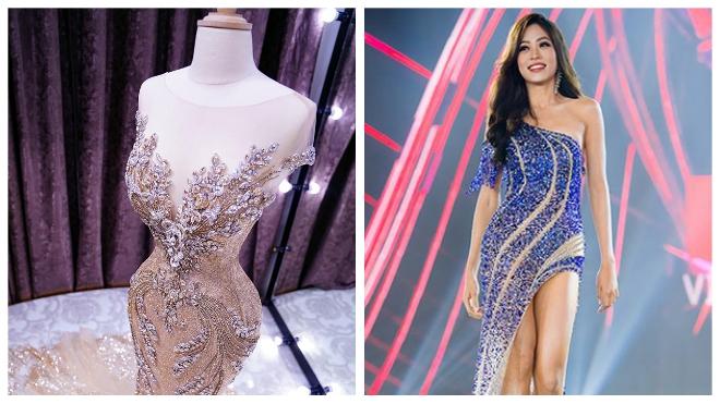 Chung kết Miss Grand 2018: Á hậu Phương Nga lọt top 10 với chiếc đầm dạ hội tuyệt đẹp này!