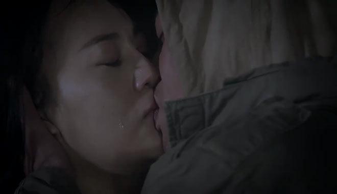 Xem 'Quỳnh búp bê' tập 15: My 'sói' hận Quỳnh, Cảnh hôn Quỳnh say đắm
