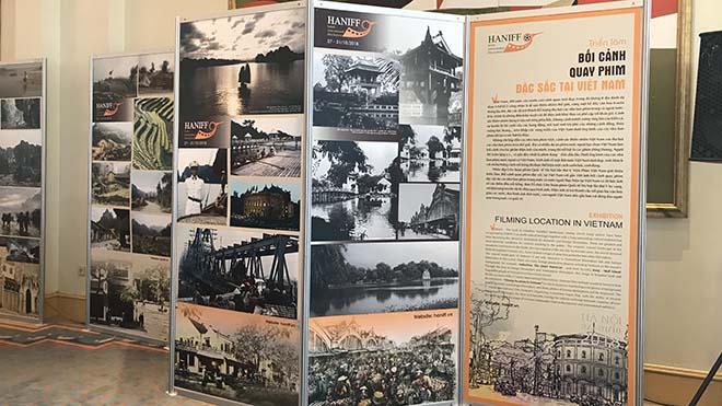 LHP Quốc tế Hà Nội giới thiệu những bối cảnh phim tuyệt đẹp của Việt Nam