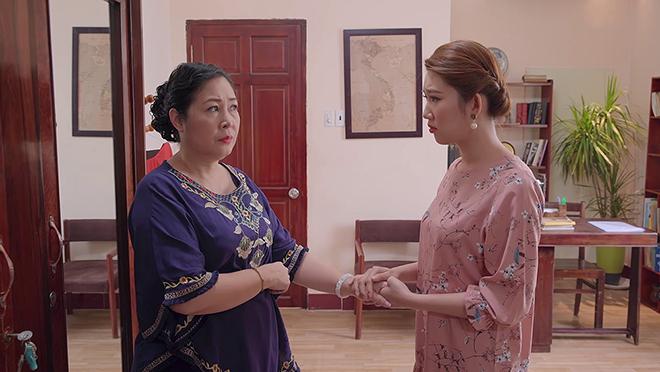 'Gạo nếp gạo tẻ' tập 72: Bà Mai phản đối Hương với Tường để 'cấm cửa' Hân ngoại tình