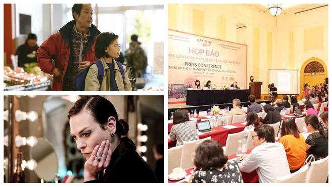 Khai mạc LHP Quốc tế Hà Nội: Háo hức chờ đón 'bữa tiệc' điện ảnh sôi động