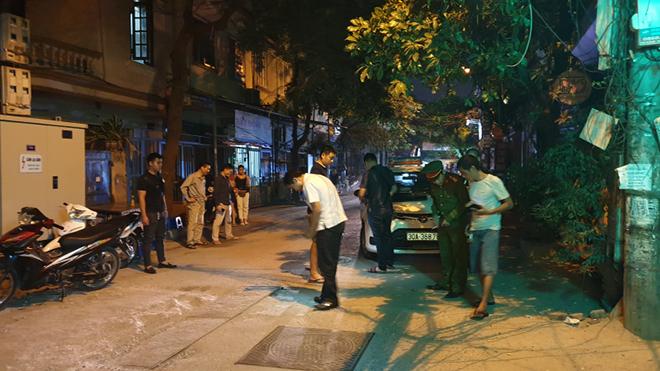 Điều tra vụ nổ súng khi va chạm giao thông ở Hà Nội